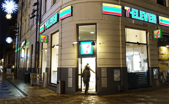 400 convenience stores in Sweden
